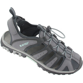 Hi-Tec Cove Sandals Women grey/charcoal/sprout